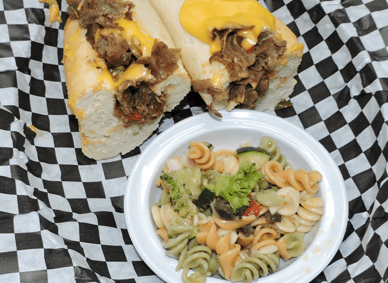 cheesesteaks in wilmington nc