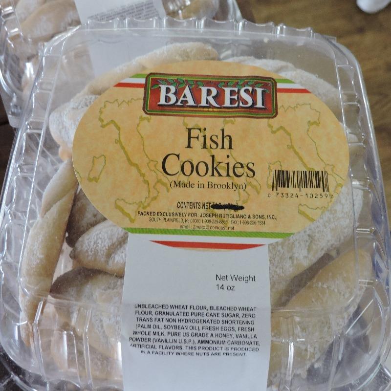 italian specialty cookies