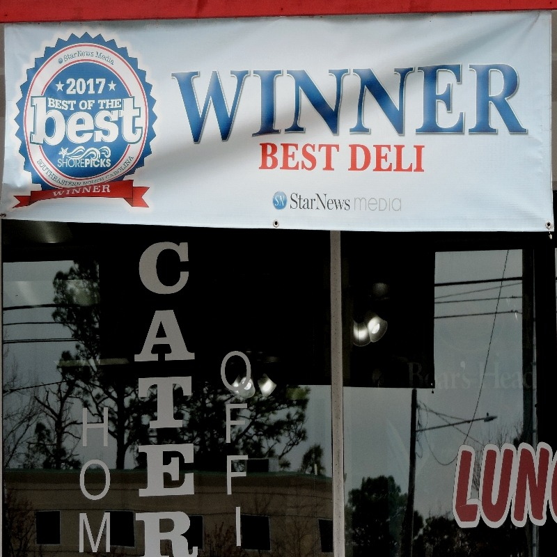 Best Deli Wilmington NC.